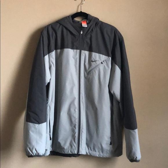 db30aaf8ff36 Nike Men s Fleece Lined Hooded Jacket. M 5c1801d12beb7971656ccd51